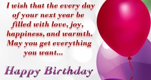 birthday wishes for friend image