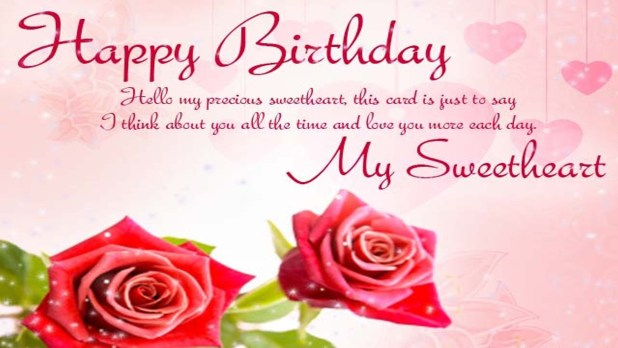 Birthday Wishes For Lovers 2018 Images Happy Birthday Greetings