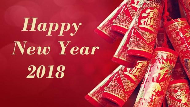chinese new year 2018 image