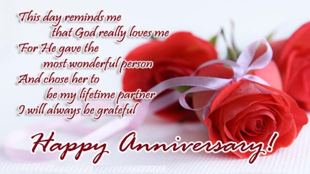 wedding anniversary wishes for wife image