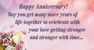 anniversary greeting card image