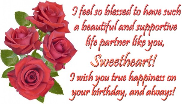 Happy Birthday Wishes For Wife Hd Images Pictures 2018