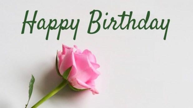 Simple Happy Birthday Image