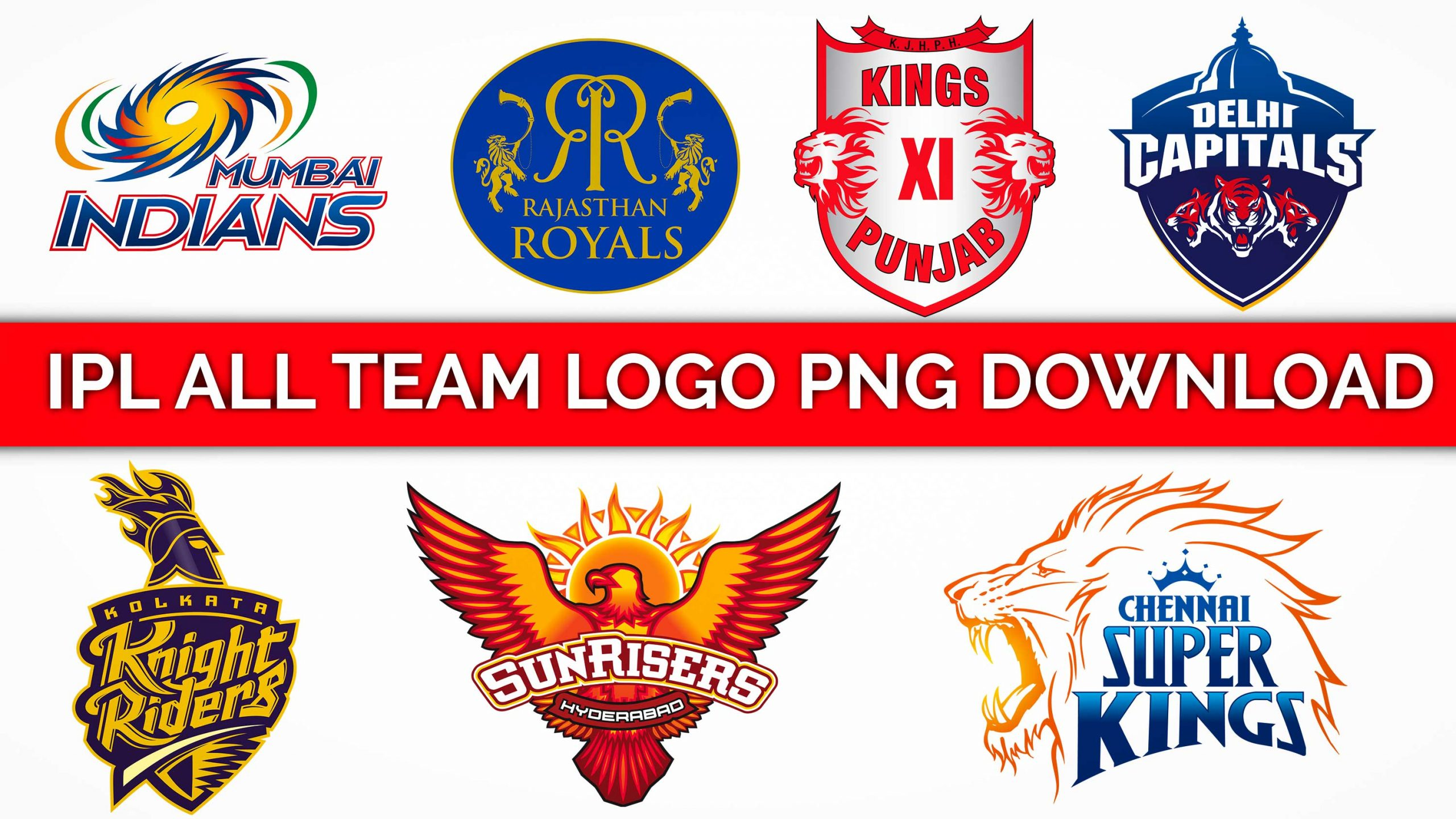 Ipl Png Logo All Ipl Teams 2020