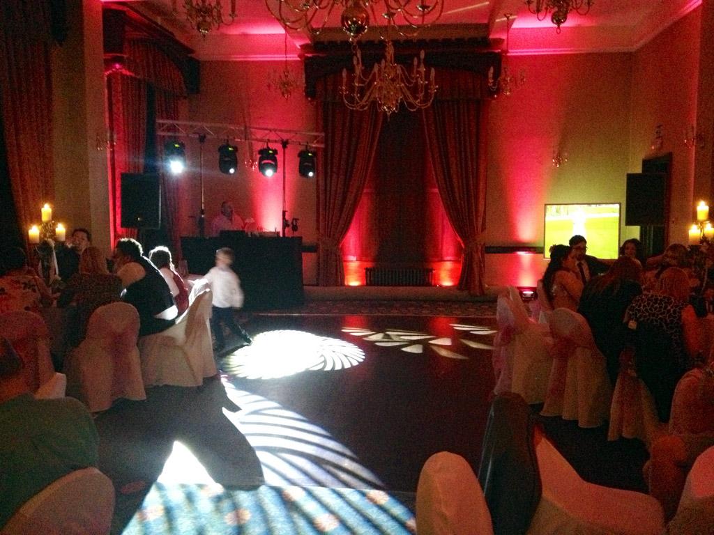 Dj At Rowton Castle Wedding Disco Provided In Shrewsbury Event Store