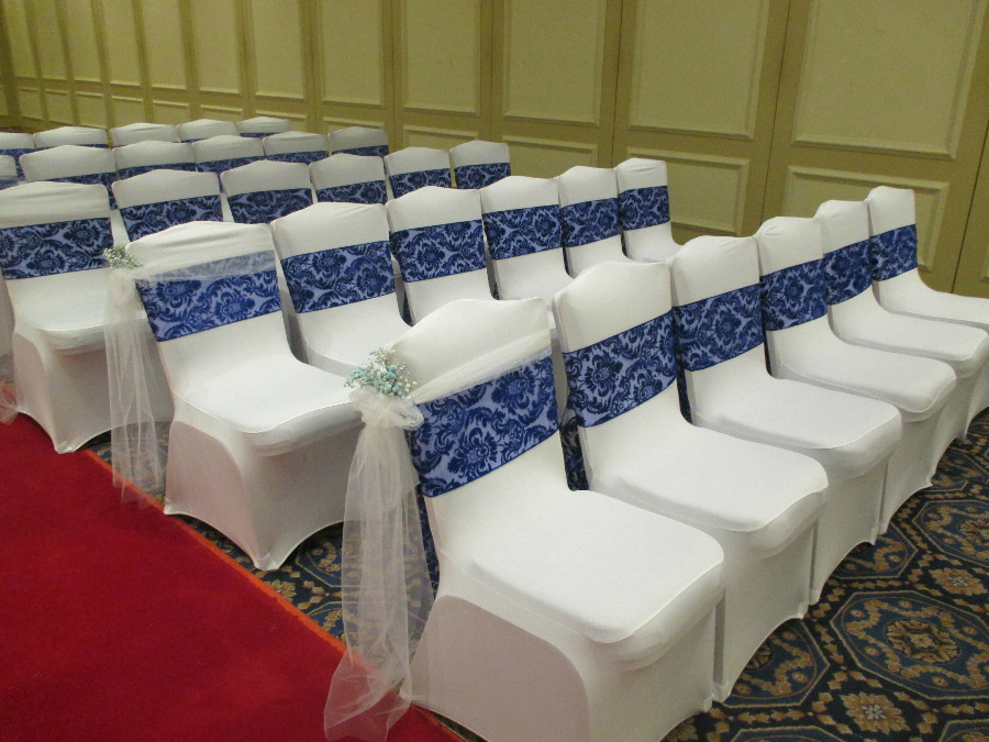 chair cover and sash hire birmingham your zone flip green glaze royal blue sashes 2 event styling