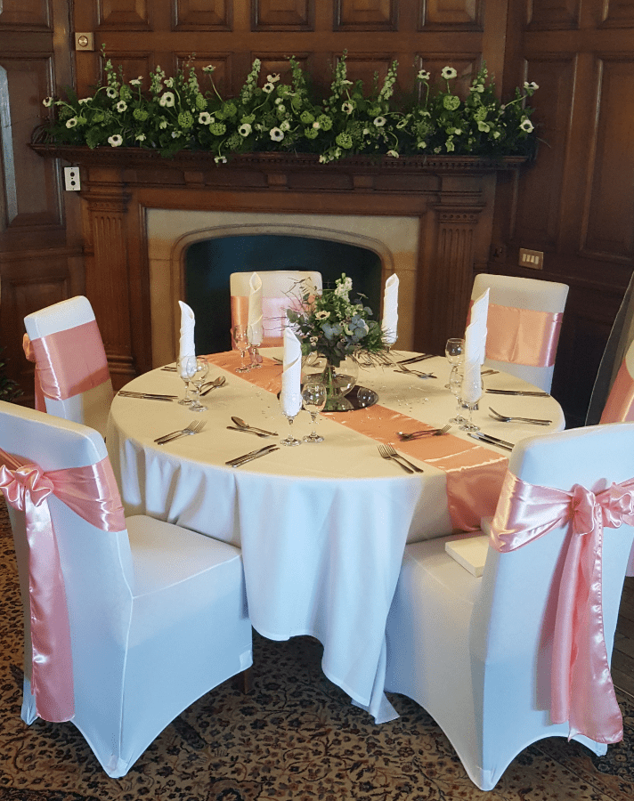 chair cover and sash hire birmingham gold throne wedding covers sashes are priced from 2 per which includes set up on the day