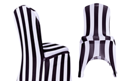 scuba chair covers wholesale steel target fabric party event supply striped spandex