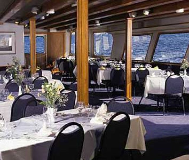 Relax In Style On A San Francisco Bay Dinner Cruise