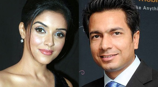 Bollywood weds Biz Tycoon – Asin With Rahul Sharma