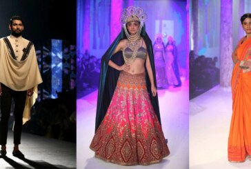 Indian Bridal Fashion Week 2015