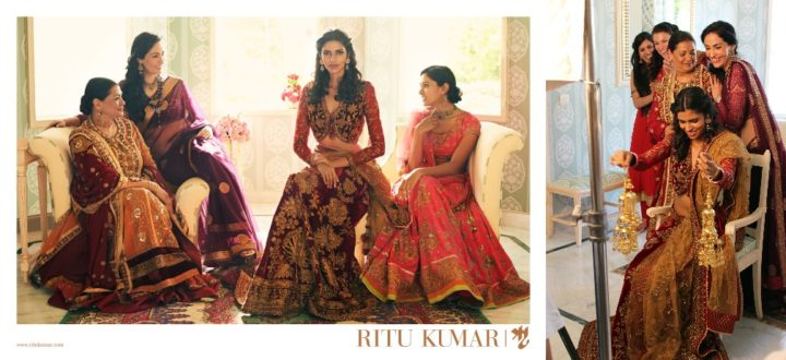 Ritu Kumar's Fall Winter 2015 Ad Campaign is out!!