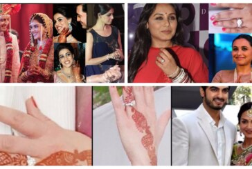 7 Bollywood Divas Who Flaunted Their Engagement Rings