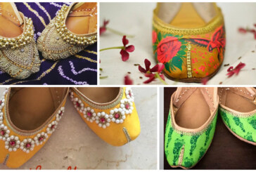 7 Places to Buy Fancy and Bling Jutti's For All Occasions