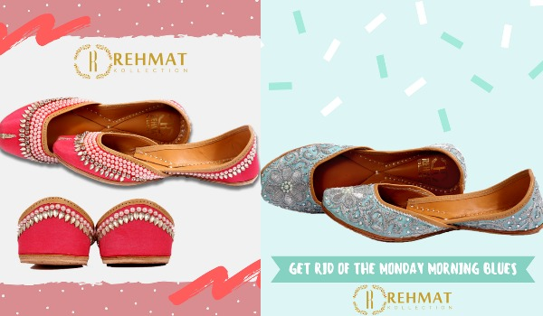 Rehmat Kollection Juttis