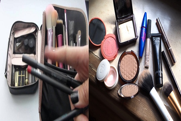 5 Tips to Pack Your Travel Makeup Bag