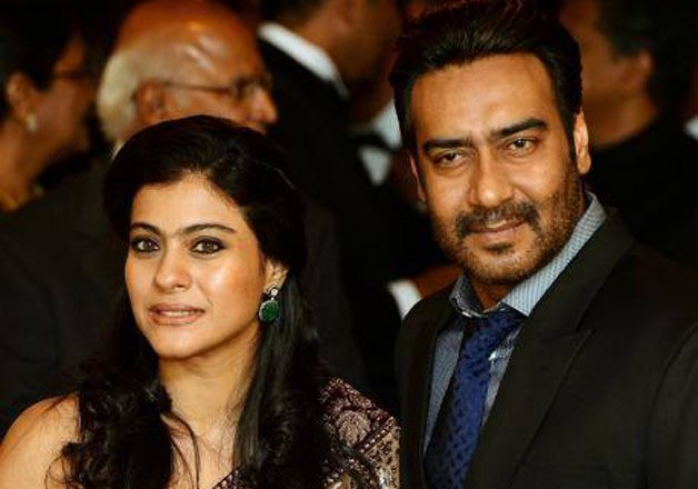 Happy Anniversary! Kajol and Ajay Devgan!!