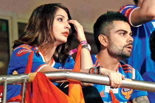 Oh Dear! Anushka – Virat Headed For A Break Up!