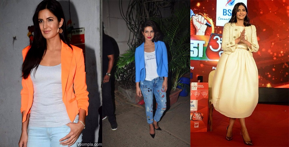 6 Bollywood celebrities who rocked jackets in 2015