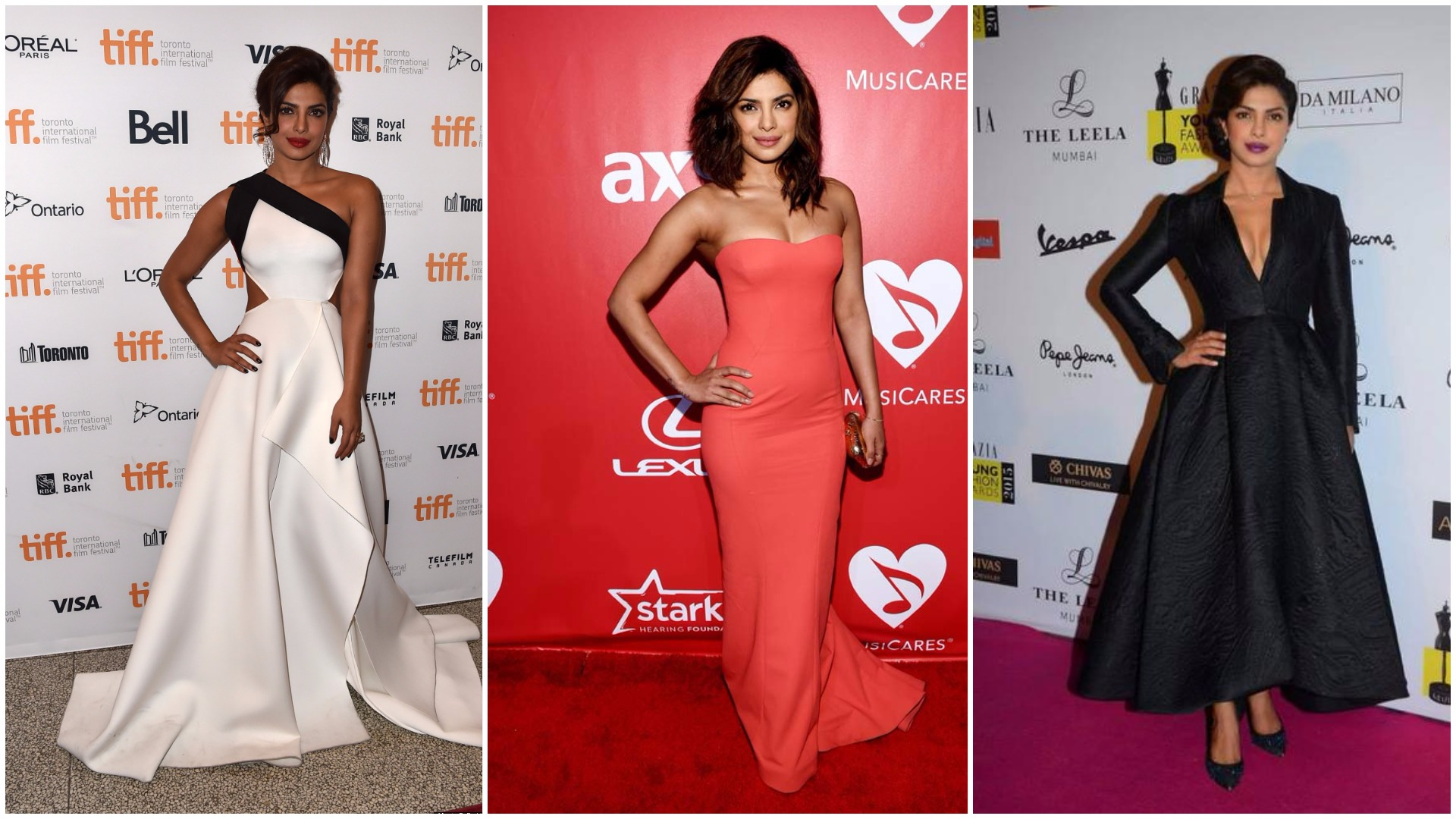 #Priyanka At Oscars – 8 Looks of PC That Are Totally Apt for Oscars