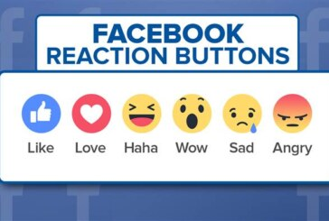 Superrr!! Facebook Launched 5 New Reactions Feature Along With Like Button