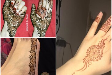 International Mehndi Designers From Around The World!