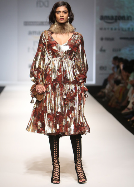 Amazon India Fashion Week Autumn Winter 2016