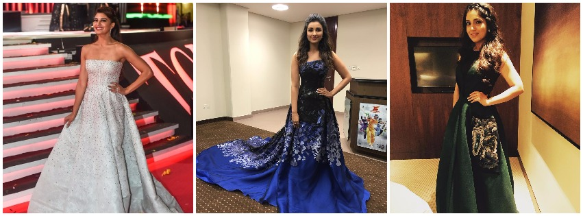 #TOIFA2016 – The Best Dressed Divas of The Evening