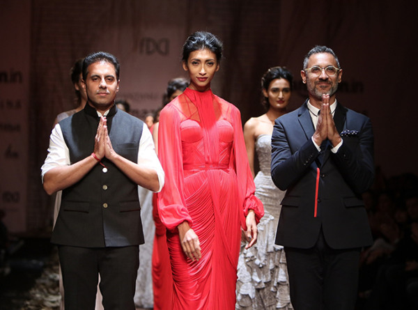 Amazon India Fashion Week Autumn W