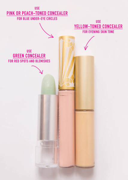 Different Things Your Concealer Is Capable Of Doing