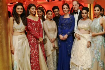 Kate Middleton & Prince William in Star Studded Bollywood Affair!