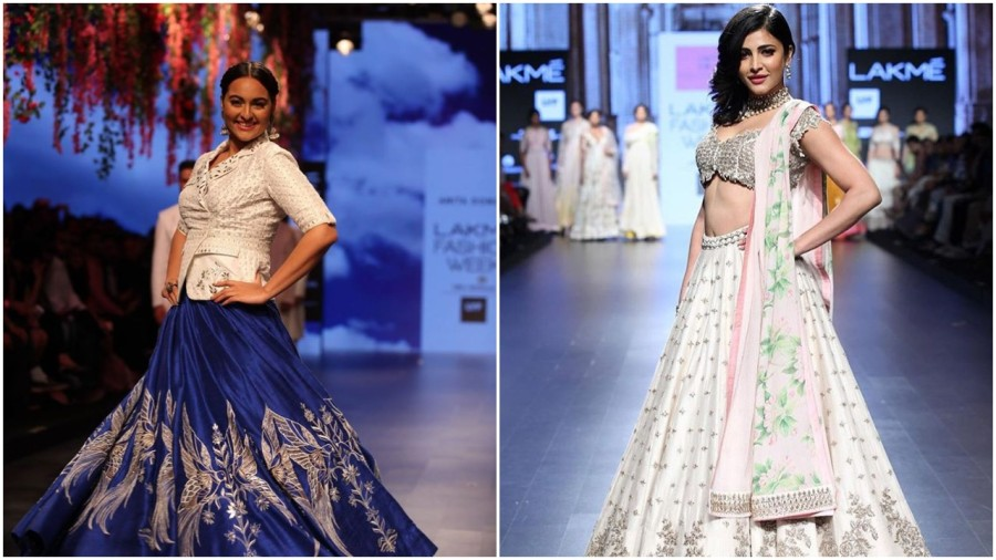 Our Favorite From LFW Spring Summer 2016 For Every Indian Bride