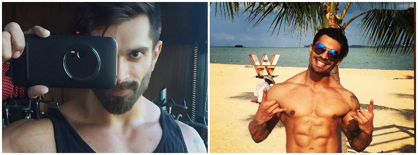 A Sizzling Goa Bachelor Party For Karan Singh Grover