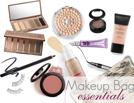 10 Makeup Bag Essentials For Experts