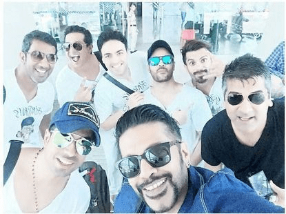 Goa Bachelor Party For Karan Singh Grover