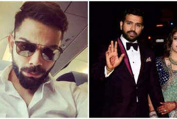 Virat Kohli's Awesome Dance Moves at Rohit Sharma's Sangeet Is All We Are Loving