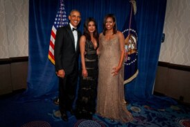 Priyanka Chopra Shines at The 2016 White House Correspondents' Dinner