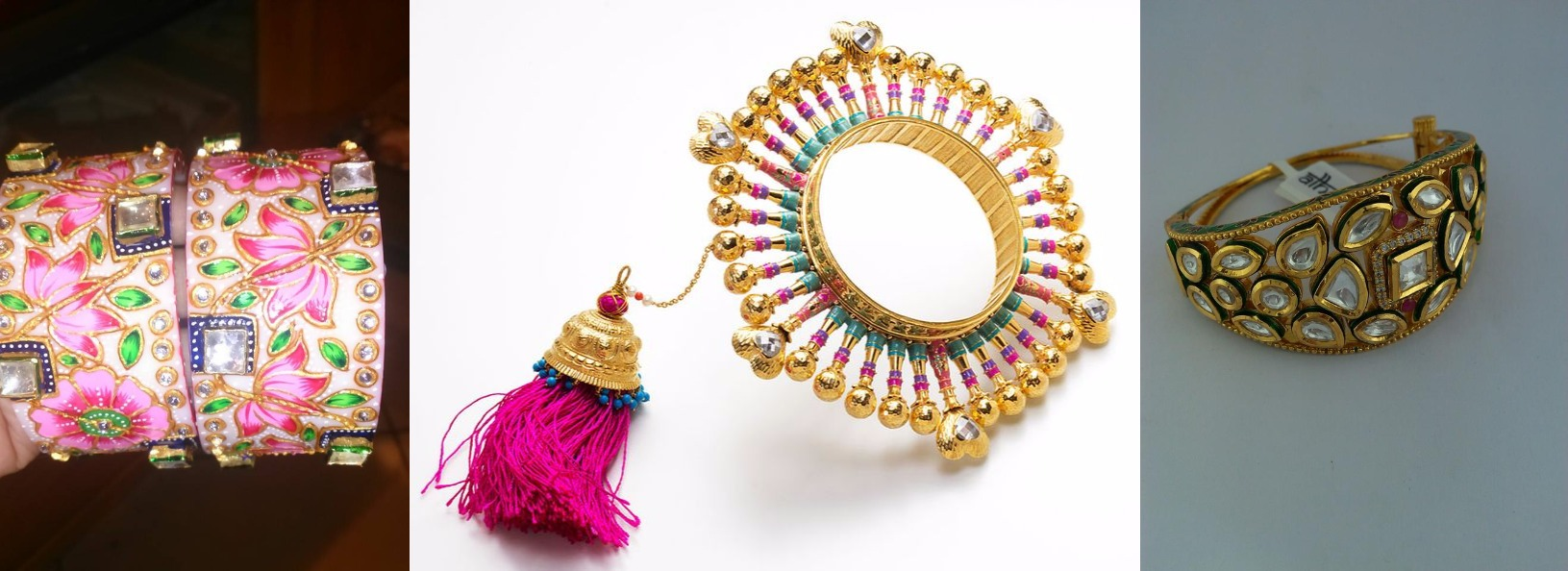 Jewellery for Modern Indian Bride