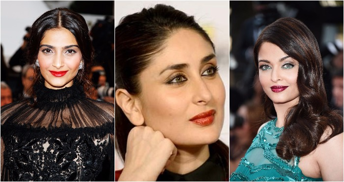 7 Bollywood Actresses Who Gave Us The Best Lipstickgoals