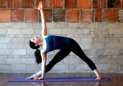 Yoga Postures For a Healthy Lifestyle