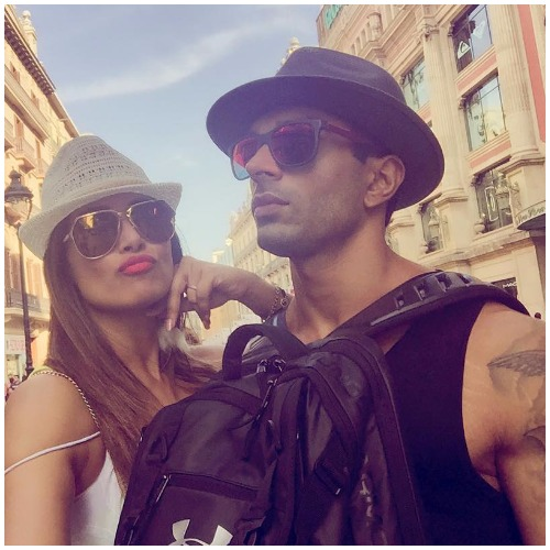 Bipasha Basu and Karan Singh Grover Are Holidaying in Barcelona