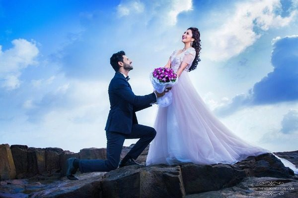 Divyanka Tripathi and Vivek Dahiya's Fairytale Pre-Wed Shoot