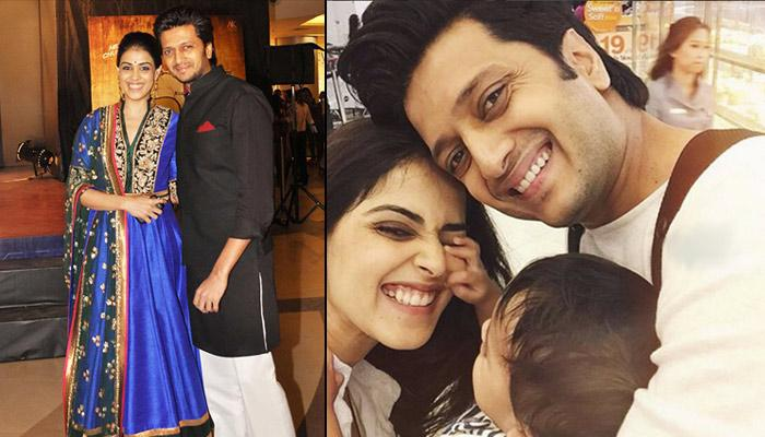 Riteish Deshmukh and Genelia Welcome Their Second Baby Boy!