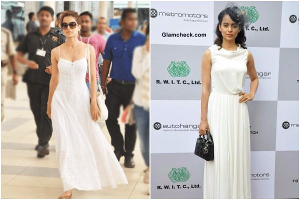 How to Sport White Like Your Favorite Bollywood Actress