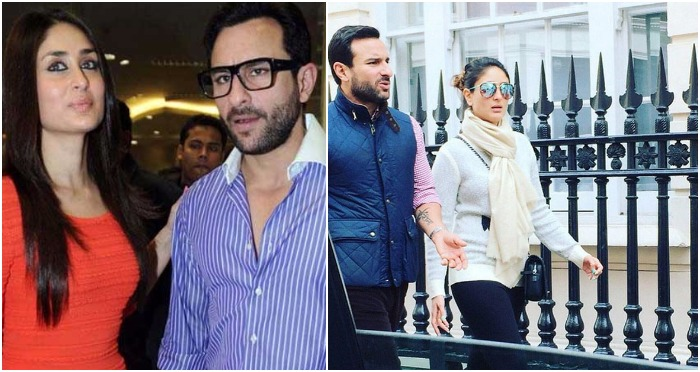 Are Kareena Kapoor Khan and Saif Expecting A Baby?