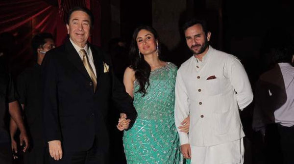 Kareena Kapoor Khan and Saif Expecting A Baby