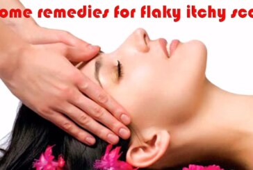 Get Rid of Dry Flaky Scalp with Natural Home Remedies