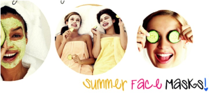 Best DIY Homemade Face Masks To Beat The Heat