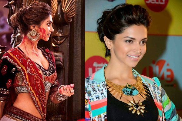 Bollywood Divas Rocked the Top Bun Hairstyle