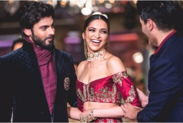 Deepika Padukone and Fawad Khan For Manish Malhotra's Persian Story Looked Royal and Charming